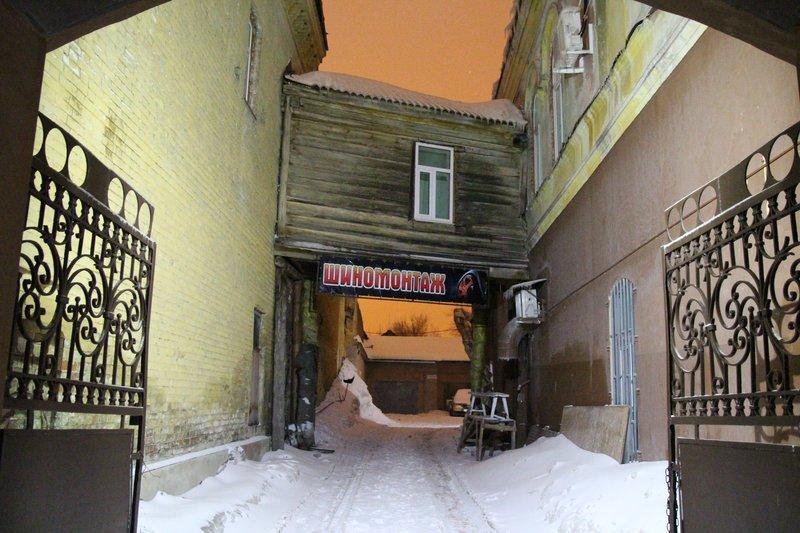 Очень уютные переулки