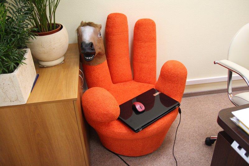 Гостевое кресло