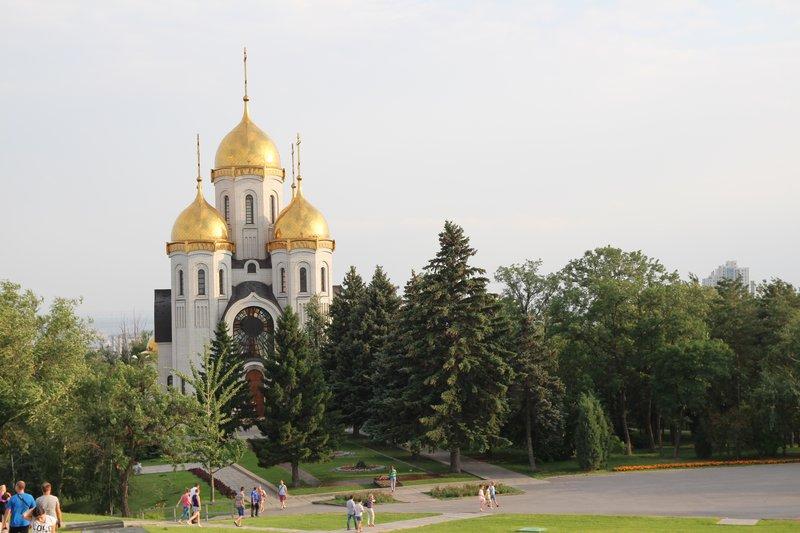 в Волгограде хорошо