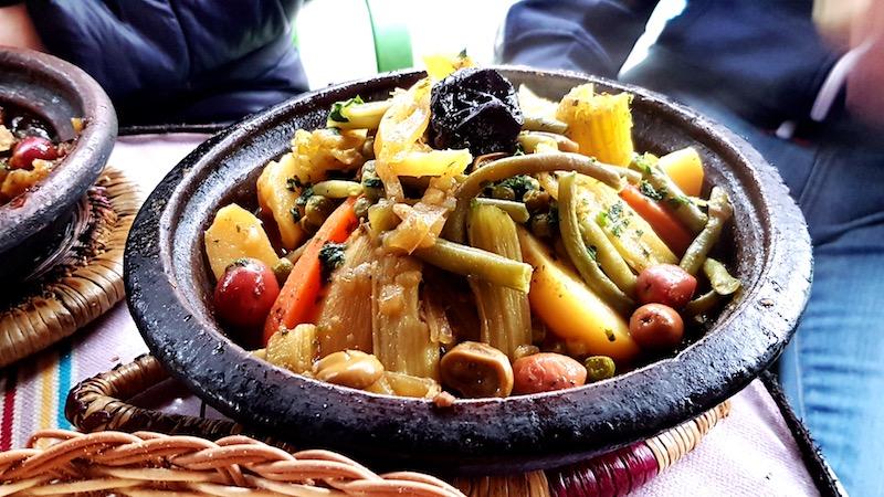 Национальное блюдо - тажин
