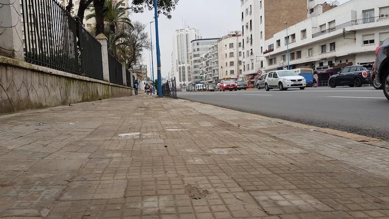 Хороший тротуар