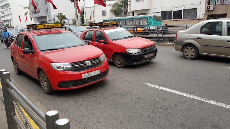 Обычное такси