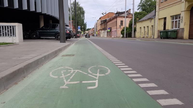 Кругом велодорожки