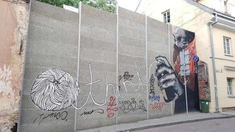 Классные граффити